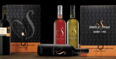 Οίνοι Σγουρίδη - Κρασιά Ξάνθη – Άβδηρα